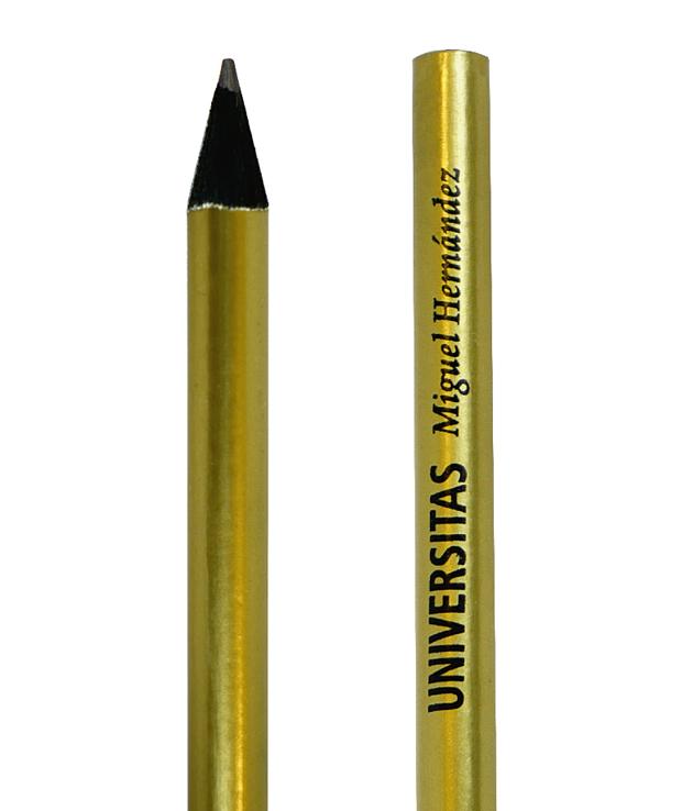 Lápices oro (50 unid.)
