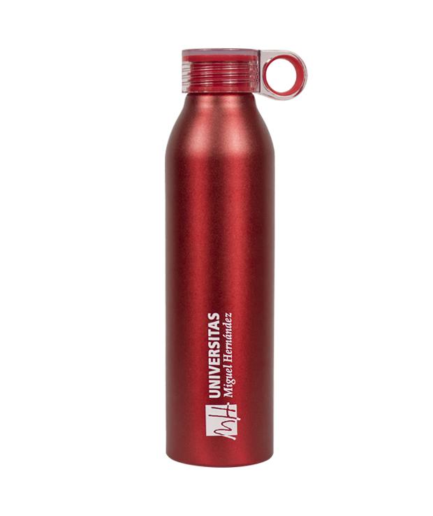 Botella de alumnio